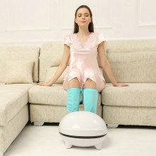 Electric Air Pressure Foot And Calf Massager