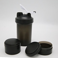450ml Shaker Screwed with Jars and Pill box
