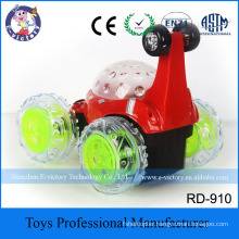 4CH LED 360 Degrees RC Stunt Toy Car With Music