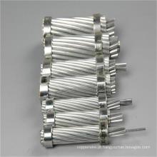 Fio de aço revestido de aço inoxidável ACS para linha de transmissão