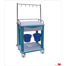 ABS Infusion Trip Dressing Trolley