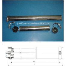 Boîtier à membrane RO 4080 en acier inoxydable pour système RO