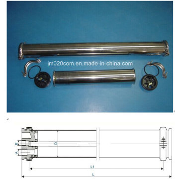 Edelstahl RO Membrangehäuse 4080 für RO System