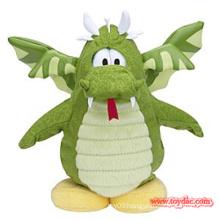 Plush Cartoon Dragon Toy