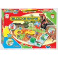 Dinosaurs-Trains Set Track Toys with High Quality