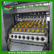 Machine à enlever les fruits et les graines