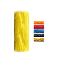 Optima-6 an Alternate Economical Grade of Hmpe Fiber Rope