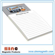 Guter Quanlity Schöner Magnetischer Notizblock aus Papier