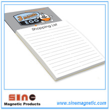 Good Quanlity Beautiful Magnetic Notepad Made of Paper