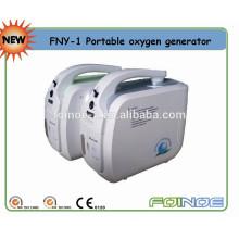 FNY-1 быстрая доставка портативный концентратор кислорода для домашнего ухода