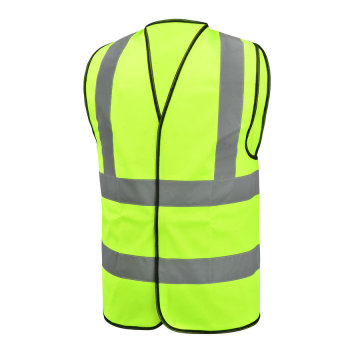 Basic reflective safety vest