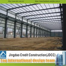 Herstellung und Montage von Fertigstahlkonstruktionen Warehouse Jdcc1037