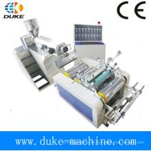 Slw-700 Estiramiento de PVC se adhiere película que hace la máquina