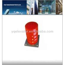 Piezas del elevador de poliuretano buffer jhq-b1 poliuretano buffer for lift