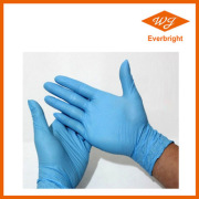 AQL1.5 Disposable kitchen gloves for food Nitrile gloves