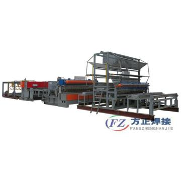 Welded Steel Bar Roll Mesh Machine