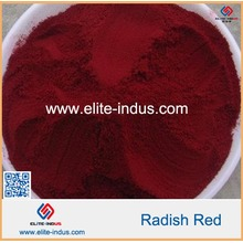100% Pure Natural Red Radish Color Gardenia Red Pigment