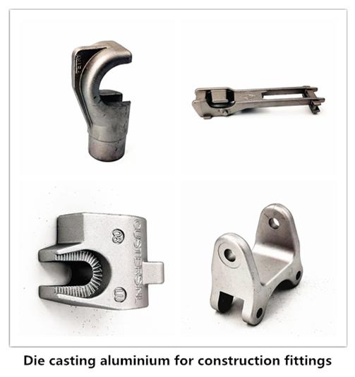 Aluminum Die Casting Buckle