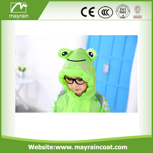 Waterproof Green PVC Rainsuit