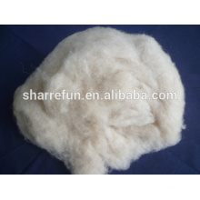 Chinese sheep wool med shade,sheep wool fiber factory price
