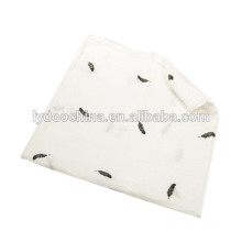 47*47inches cotton baby swaddle blanket baby muslin wraps