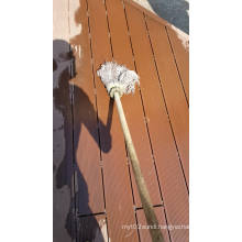 hot sale cheap waterproof used composite decking
