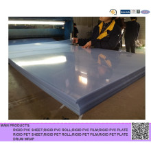 Folha de PVC para impressão offset