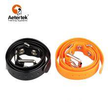 Aetertek models Orange Green Silver Black Dog Collar