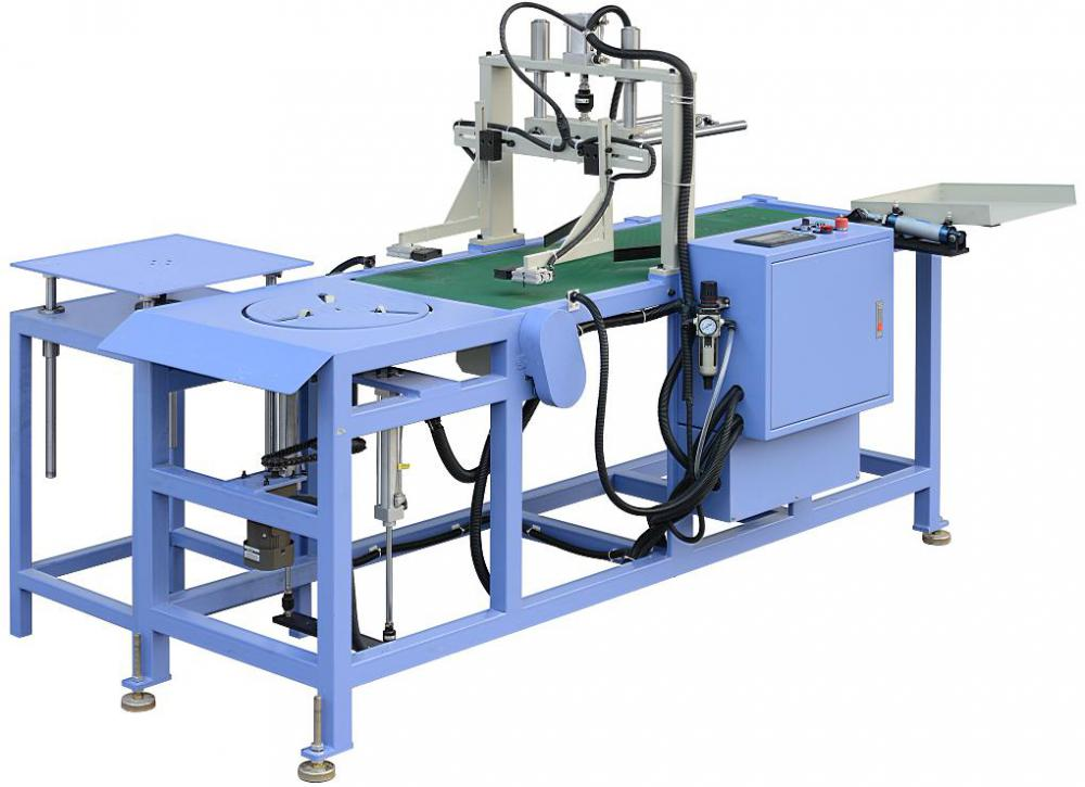Annealing Robot of  hardware production line