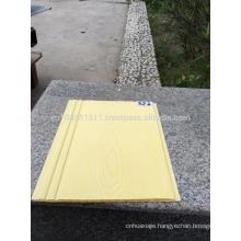 Vietnam price ISO 9001:2008 multi colors hollow PVC ceiling panel