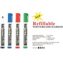 Refillable Ink Whiteboard Marker Pen