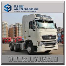 540HP Sinotruk HOWO 6X4 Tracteur