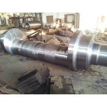 Good Quality Large Forging Crank Shaft For Vessel