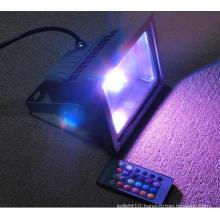 2014 newest bestselling Bridgelux rgb led flood light