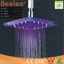 Tête de douche LED en verre trempé Power Water