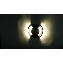 Two sides ways underground light mounted led outdoor