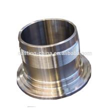 Cnc usinagem de tubos de aço inoxidável / acessórios
