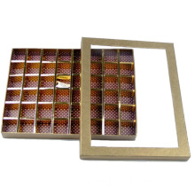 Golden Colour High-End Personalised Chocolate Box (YY--B0037)