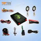 GPS/GSM/GPRS Tracking System with SIM Card, Remote Car Starter and Free Online Platform Tk220-M
