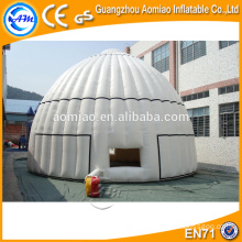 Giant inflatable bubble dome tent used inflatable dome tent china