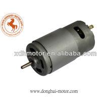 Motor modelo eléctrico RS-560, motor de herramienta eléctrica, motor de 24V cc