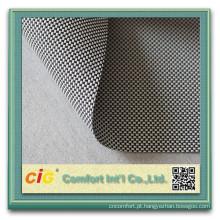 Protetor solar de protetor solar tecido PVC poliéster tecido alta qualidade cortinas de rolo tecido