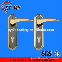 New products 2015 european style lock set die cast lock handle parts