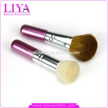 muestras gratis de pinceles de maquillaje de venta caliente en herramientas cosméticas