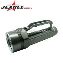 Diving up to 100M Grey-Black 3500LM 4xCREE XML2 T6 Portable 4 cores Aluminum Alloy LED Dive Light