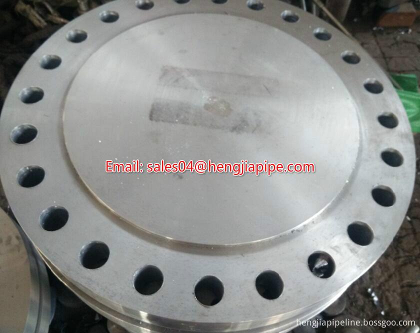 ASTM A105 blind flange