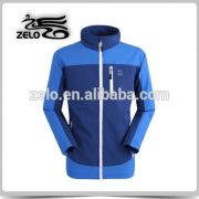 Custom boys softshell jacket made in china