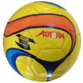 Машина сшитая блестящий футбол ПВХ / футбольный мяч