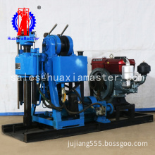 XY-130 hydraulic core drilling rig convenient operation and no maintenance required