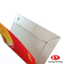 Paper presentation folder printing